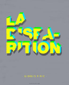 LA-DISPARITION